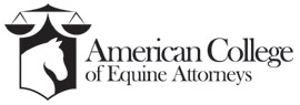 American College of Equine Attorneys Logo